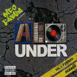 Canada, Nico - Lo Under: Perreo Perreo 1 CD Cover Art