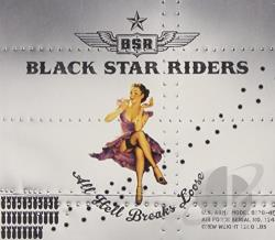 Black Star Riders - All Hell Breaks Loose CD Cover Art