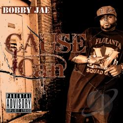 Bobby-Jae - Cause I Can CD Cover Art