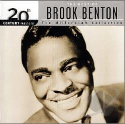 Benton, Brook - 20th Century Masters - The Millennium Collection: The Best of Brook Benton CD Cover Art