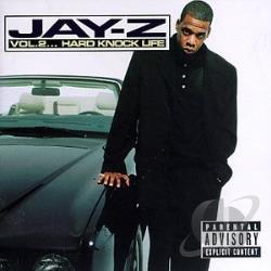 Jay-Z - Hard Knock Life CD Cover Art