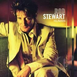 Stewart, Rod - Human CD Cover Art