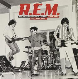 R.E.M. - Automatic for the People CD Cover Art