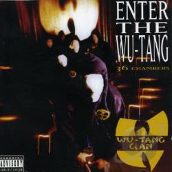 Wu-Tang Clan - Enter the Wu-Tang (36 Chambers) CD Cover Art