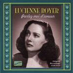Boyer, Lucienne - Parlez Moi d'Amour CD Cover Art