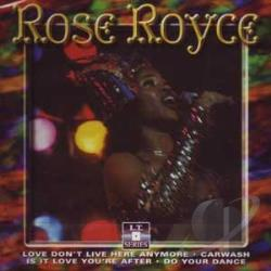 Rose Royce - Wishing on a Star CD Cover Art