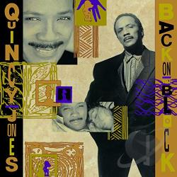 Jones, Quincy - Back on the Block CD Cover Art