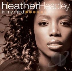 Headley, Heather - In My Mind CD Cover Art