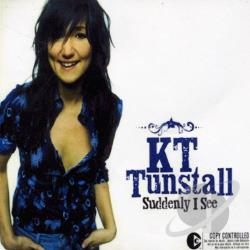 Tunstall, K.T. - Suddenly I See Pt.1 CD Cover Art