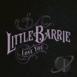 Barrie, Little - Love You LP Cover Art