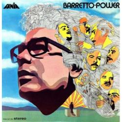 Barretto, Ray - Barretto: Power LP Cover Art