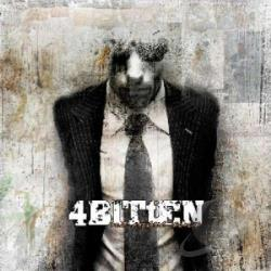 4bitten - No More Sins CD Cover Art
