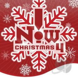 Now Christmas 4 CD Cover Art