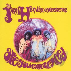 Hendrix, Jimi / Hendrix, Jimi Experience - Are You Experienced CD Cover Art