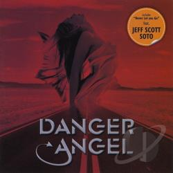 Danger Angel - Danger Angel CD Cover Art