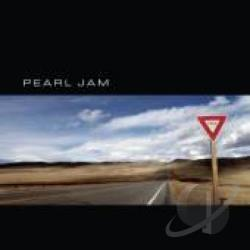 Pearl Jam - Yield CD Cover Art