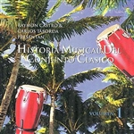 Conjunto Clasico - Vol. 1 - Historia Musical CD Cover Art