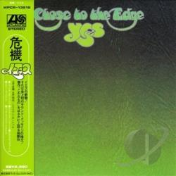 Yes - Close To The Edge CD Cover Art