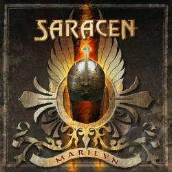 Saracen - Marilyn CD Cover Art