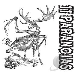 11 Paranoias - Superunnatural CD Cover Art