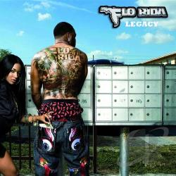 Flo Rida - Legacy CD Cover Art