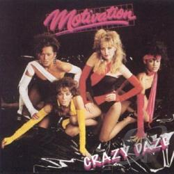 Motivation - Crazy Daze CD Cover Art