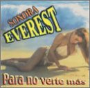 Sonora Everest - Para No Verte Mas CD Cover Art
