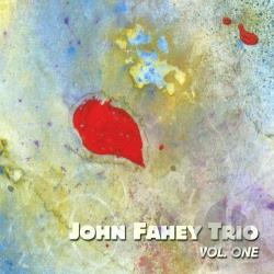 Fahey, John - John Fahey Trio, Vol. 1 CD Cover Art