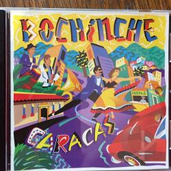 Bochinche - Caracas CD Cover Art