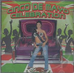 14 Spicy Cumbias CD Cover Art