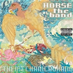 Horse The Band - Mechanical Hand CD Cover Art