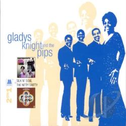 Knight, Gladys - Silk & Soul/Nitty Gritty CD Cover Art
