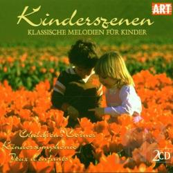 Debussy / Rso Berlin / Shetler - Kinderszenen: Klassische Melodien fur Kinder CD Cover Art