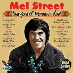 Street, Mel - That Good Ol Mountain Dew CD Cover Art