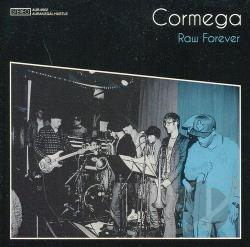 Cormega - Raw Forever CD Cover Art