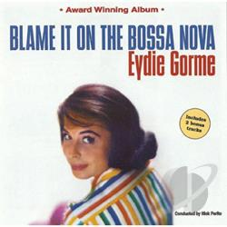 Gorme, Eydie - Blame It on the Bossa Nova CD Cover Art