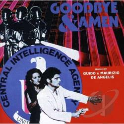 Goodbye & Amen CD Cover Art