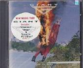 Giant - Time To Burn CD Cover Art