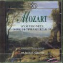 Academy St.martin In The Fields - Mozart/symphonies 38 Prague 39 CD Cover Art