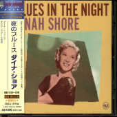 Shore, Dinah - Blues In The Night CD Cover Art