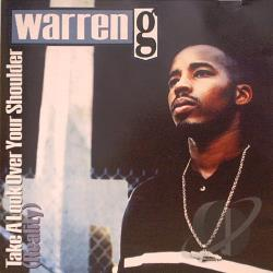 Warren G - Take A Look.. CD Cover Art