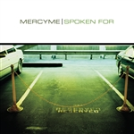 Mercyme - Spoken For CD Cover Art