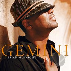 Mcknight, Brian - Gemini CD Cover Art