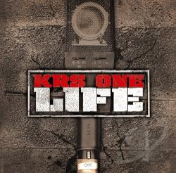 KRS-One - Life CD Cover Art