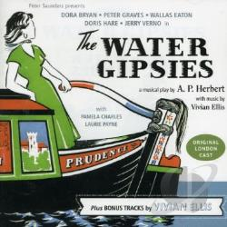 Original London Cast - Water Gipsies CD Cover Art