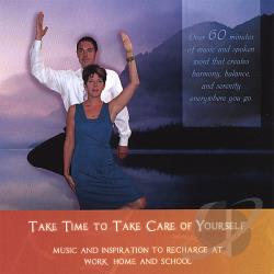 Trotta / Wagener - Take Time To Take Care Of Yourself CD Cover Art