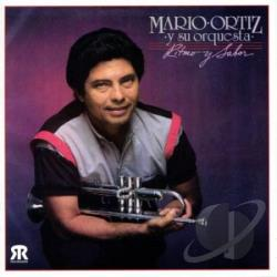 Ortiz, Mario / Su Orquesta - Ritmo Y Sabor CD Cover Art