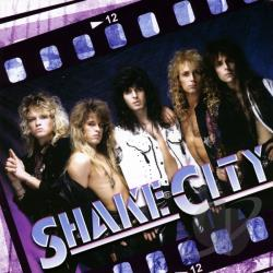 Shake City CD Cover Art