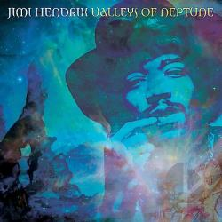 Hendrix, Jimi - Valleys of Neptune LP Cover Art