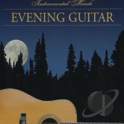 Instrumental Moods: Evening Guitar CD Cover Art